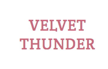 Review : Velvet Thunder